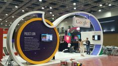 google booth exhibition - Google Search