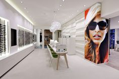 Dijck2 optician shop by WSB Delft  Netherlands