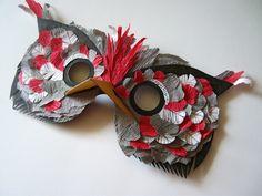 Owl Mask for Children :)))))