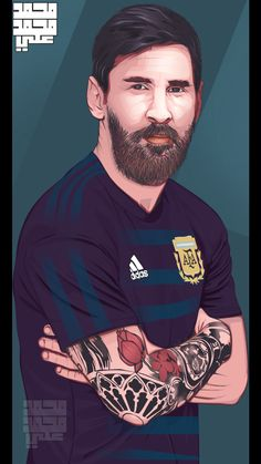 Football Player Drawing, Football Players, Messi 10, Lionel Messi, Sport Icon, Sports Art, Liverpool Fc, Football Soccer, Fc Barcelona