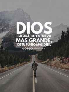completamente...porque Él es mi fortaleza 😍 God Loves Me, Jesus Loves Me, Bible Verses Quotes, Faith Quotes, Prayer Quotes, In Christ Alone, Dear Lord, Quotes About God, Faith In God