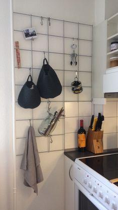 Rionet opslagstavle køkkeninspiration