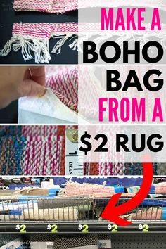 Diy Clutch, Diy Purse, Carpet Bag, Diy Handbag, Hippie Bags, Thing 1, Bag Patterns To Sew, Sewing Patterns, Boho Diy