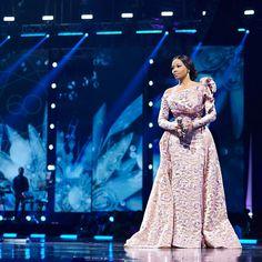 Bonang Matheba Looked Stunning As Miss South Africa 2018 Host