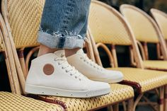 Core Collection, Converse Chuck Taylor, Armour, High Top Sneakers, Personal Style, Vintage Fashion, Flats, Spring, Cotton
