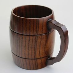New handmade jujube wood #wooden beer mug #souvenir #handcrafted beer cup barrel,  View more on the LINK: 	http://www.zeppy.io/product/gb/2/251595582063/