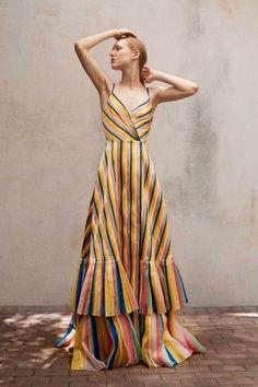 Carolina Herrera resort 2018 - Vogue Australia