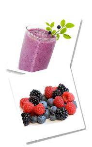 "Frische Beerenfrüchte sind wahre ""Vitalstoffbomben"" Healthy Food, Clean Foods, Health, Recipies"