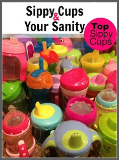 Mommy Mia Monologues: Top 9 Sippy Cups for Baby and Toddler - Best of 2013