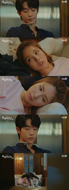 [Spoiler] Added episode 15 captures for the #kdrama 'Bride of the Water God 2017'