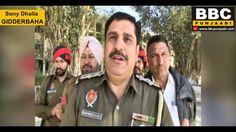 BBC PUNJAABI-Evm Machines Security Gidderbaha News