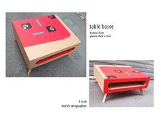 missjulia: tables / tables de chevet et sièges