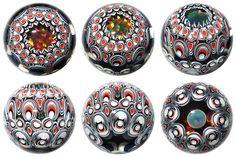 Yoshinori Kondo Glass Marbles and Pendants Gallery | Jon Green - Contemporary Glass Art Dealer