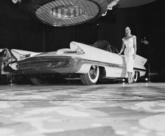 The Futura On Display January 7 , 1955 In Chicago