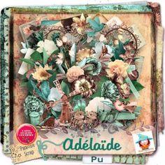 Adélaïde by Kastagnette