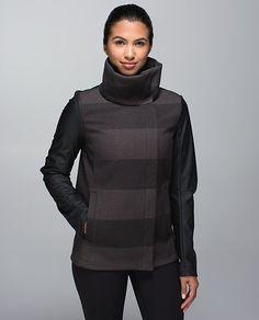 Lululemon   Winter 14   Brisky Biker Jacket   $228 Insulated softshell