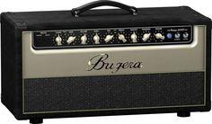 BugeraV55HD 55W Tube Guitar Amp HeadBlackRight-facing