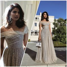 Priyanka Chopra wearing Dior for the - Event Dresses, Prom Party Dresses, Dance Dresses, Bridesmaid Dresses, Formal Dresses, Mode Chic, Priyanka Chopra, Classy Dress, Dream Dress