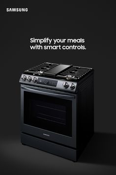 WiFi connectivity, voice enabled, and an intelligent smart dial. Every detail we put into our Slide-in Ranges was designed with you and your kitchen in mind.