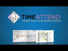 TimeAttend Overview