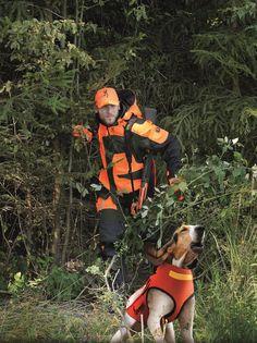 Hundeschutzweste BROWNING PROTECT HUNTER Jagdhund Drückjagd Sauenschutz…