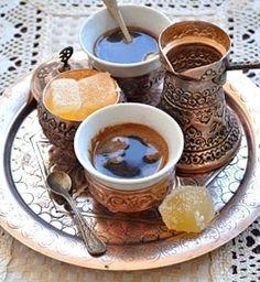 Set da caffè orientale