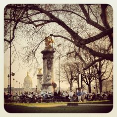 You can also visit the Alexandre III bridge: it is magnificent.    Find out more on our blog: http://cadran-hotel-gourmand.com/