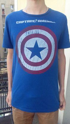 #GeekShirtFriday this time Captain America! :)