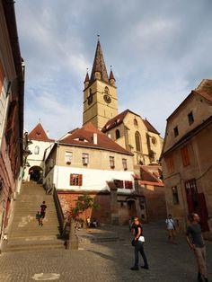 Amazing Photography, Travel Photography, Sibiu Romania, Lutheran, Roman Catholic, Exploring, Cathedral, Folk, Universe