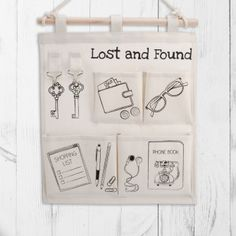 Lost and Found Room Tidy Christmas Gifts For Him, Personalized Christmas Gifts, Lost & Found, Fathers Day Gifts, Gifts For Her, Room, Christmas Presents For Him, Bedroom, Personalised Christmas Gifts