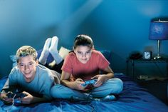 Can I help my children from transition from playing video games to another activity? My 6 and 10 year old literally melt down when told to get off the screens - especially Minecraft.