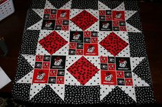 Dawgs quilt...love it!