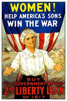 Los hijos de América a ganar la guerra por Unknown Artist