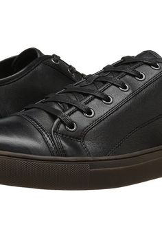 Frye Justin Low Lace (Black Vintage Leather) Men's Lace up casual Shoes - Frye, Justin Low Lace, 81330, Men's Casual Sneaker Leather, Lace up casual, Closed Footwear, Footwear, Shoes, Gift, - Fashion Ideas To Inspire