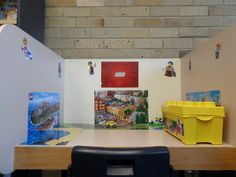 Feeling creative? Drop in to the Tamworth TAFE Library and try out our Lego makerspace!