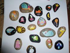 Story Stones-DIY craft