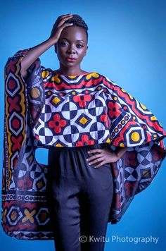 Sneak Peak Of Zimbabwe's ChizO's Lulu Collection Exhibits Pieces That Can Be Worn In Many Ways | FashionGHANA.com: 100% African Fashion