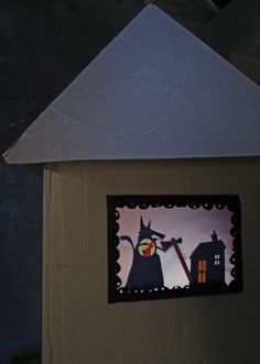Little Red Riding Hood - shadow theatre