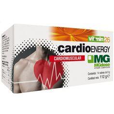 Cardio Energy 14 sobres Soria Natural