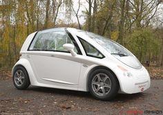 Upgo Softcar - Hybrid cars, green vehicles, electric bike: TechnologicVehicles.com