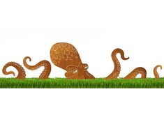 Octopus Garden Sculpture_by Chris Crooks $180.00 ~~~ uncommongoods  ~~~ I want this to make an octopus's garden