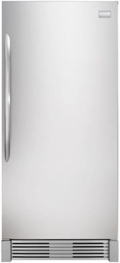 Frigidaire Side-by-Side Column Refrigerator & Freezer Set with 32 Inch Refrigerator and 32 Inch Freezer in Stainless Steel Clean Refrigerator, Stainless Steel Refrigerator, Stainless Steel Doors, Glass Shelf Brackets, Glass Shelves, Slide Out Shelves, Upright Freezer, Door Storage, Houses