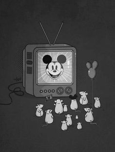 Mickey Mouse fans