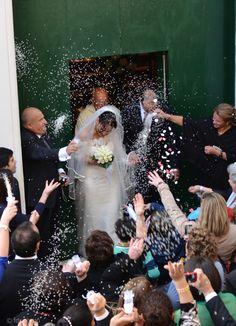 Salvatore e Gabriella sposi