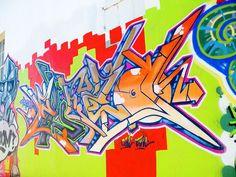 #Graffiti Art by martianmermaid, via Flickr