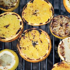 Grilled-Citrus Margaritas ... MUST try these!!