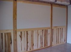 Drywall Alternatives Rustic Wainscoting Styles Bat Walls Apartment