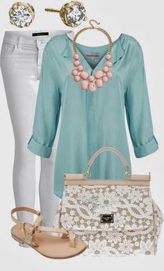 Spring Fashion Inspiration #fashion #beautiful #pretty Please follow / repin my pinterest. Also visit my blog http://www.fashionblogdirect.blogspot.com/