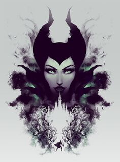Maleficent, Mistress of all Evil by Jeff Langevin