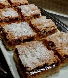 Finom és elronthatatlan süti, érdemes kipróbálni, ezt nem lehet megunni! Winter Food, Cake Cookies, Biscotti, Banana Bread, Sausage, Sweets, Bakken, Gummi Candy, Sausages
